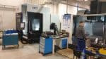 NCT MXS00 5axis CNC machining center, and NCT EMR 1300