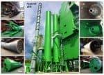 Mischanlagen für die Bitumenproduktion