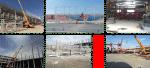Bau und Montage, Logistikhalle Mango, Spanien